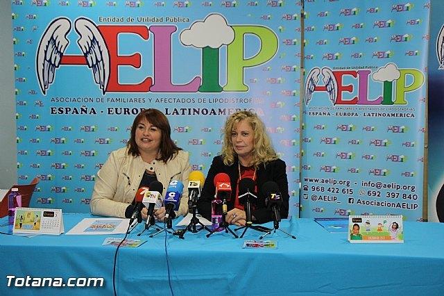 La presidenta de AELIP da a conocer los Premios AELIP 2016, Foto 3