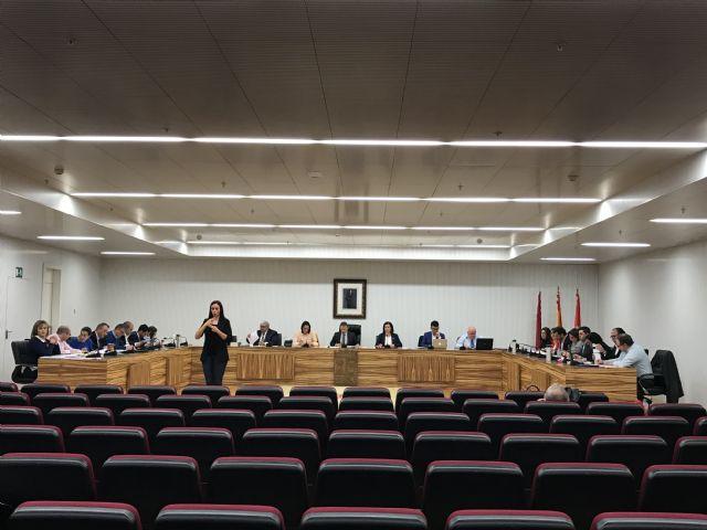El Pleno del Ayuntamiento aprueba dos mociones en apoyo a los agricultores exigiendo soluciones en materia de agua y rechazando las actuaciones de la CHS - 1, Foto 1