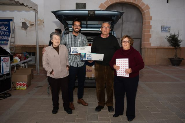 El maratón de radio recauda 1.000 euros a beneficio de Cáritas, Foto 2