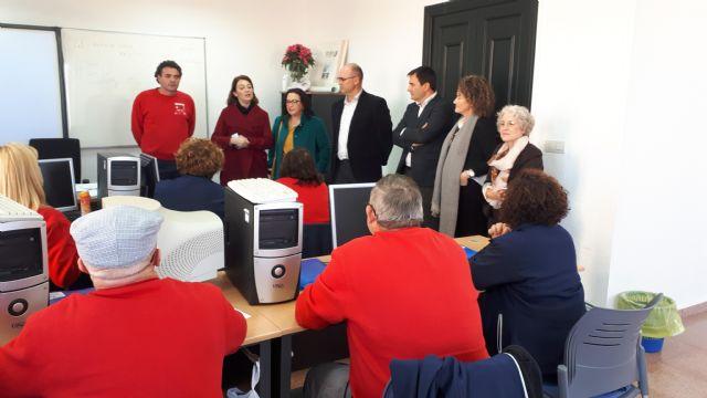 Un programa integrado por desempleados está reformando el antiguo Lavadero municipal para convertirlo en un Centro de interpretación de la Sima de la Higuera - 4, Foto 4