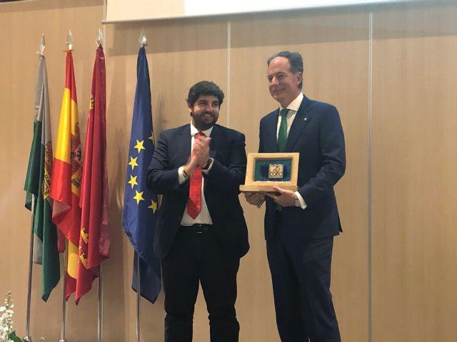 López Miras asiste a la gala del XXV Aniversario de COEC Fuente Álamo - 1, Foto 1