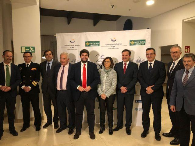 López Miras asiste a la gala del XXV Aniversario de COEC Fuente Álamo - 2, Foto 2