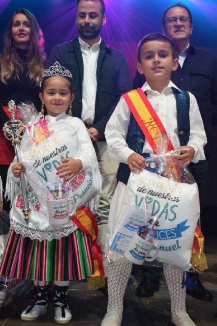 Mazarrón ya tiene a sus reinas y reyes de las fiestas patronales en honor a la Purísima, Foto 5