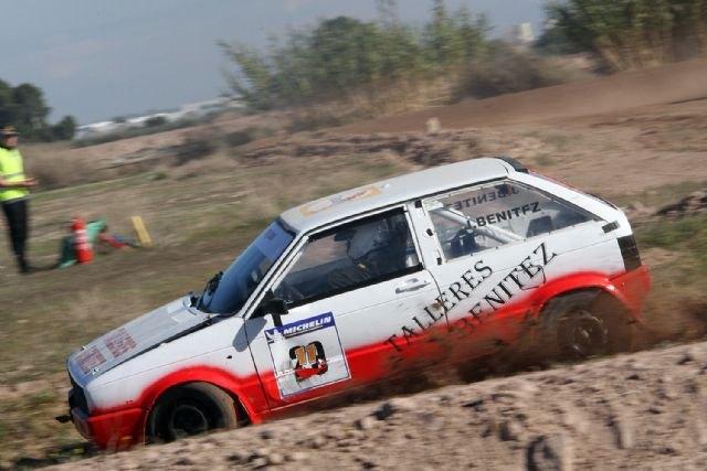 Gallardo and Lucena succeed in the Autotross of Totana, Foto 3