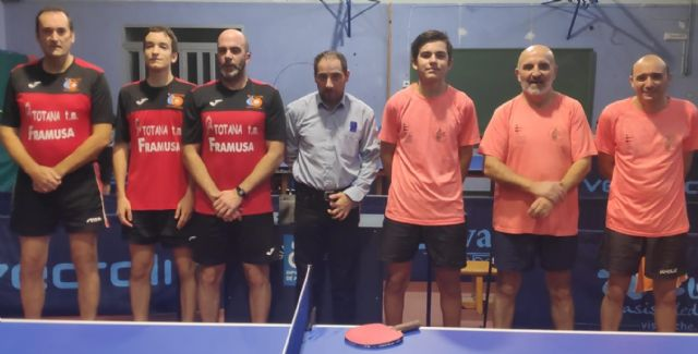 Full weekend of victories for the totaneros teams of Club Totana TM