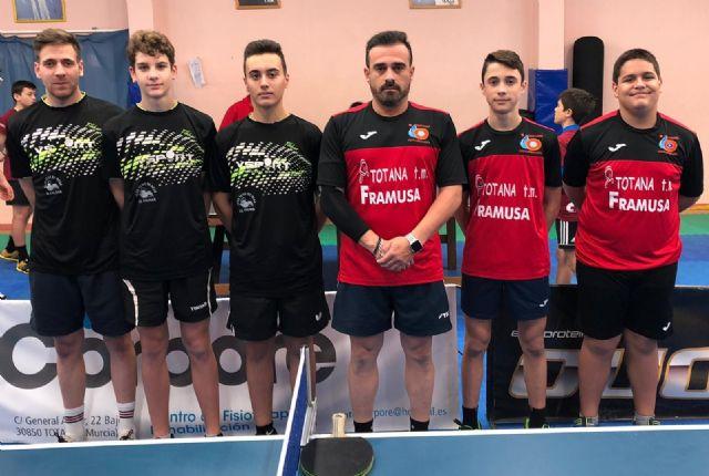 Fin de semana pleno de victorias para los equipos totaneros del Club Totana TM, Foto 4