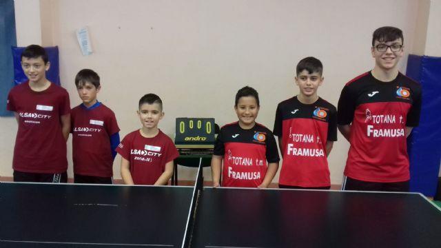 Full weekend of victories for the totaneros teams of Club Totana TM, Foto 5