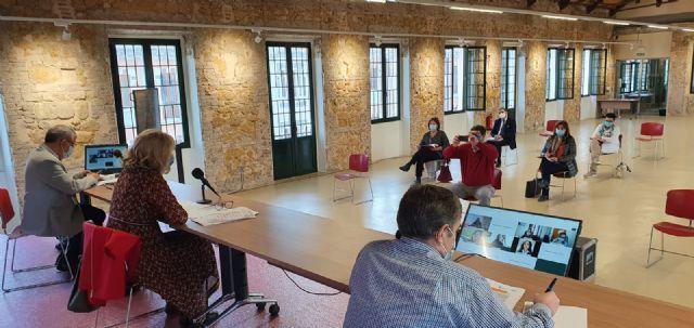 Arranca la tercera ronda de las mesas de trabajo del Consejo Social para la elaboración de la Agenda Urbana Murcia 2030 - 2, Foto 2