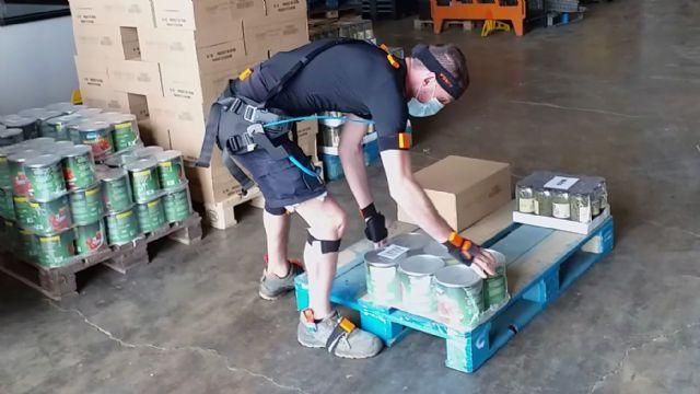 Exoesqueletos para prevenir lesiones en el ámbito laboral - 1, Foto 1