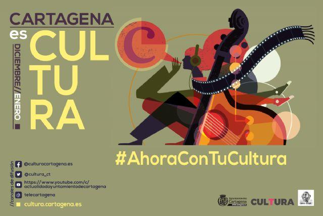 Comienza la programación cultural virtual del Ayuntamiento de Cartagena con el concierto de la Agrupación Musical Sauces - 1, Foto 1