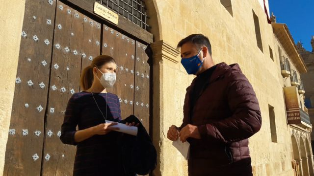 Lorca exige al gobierno central una CNAE que distinga el valor social de los artesanos y la rebaja del IVA al sector, a iniciativa del Partido Popular y Ciudadanos - 1, Foto 1