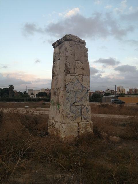 MC promueve la protección de dos respiraderos del siglo XVIII en el entorno de Benipila - 2, Foto 2