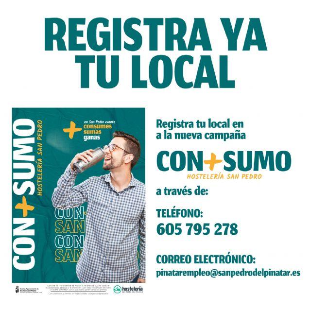 En San Pedro, + consumes, + sumas, + ganas - 1, Foto 1