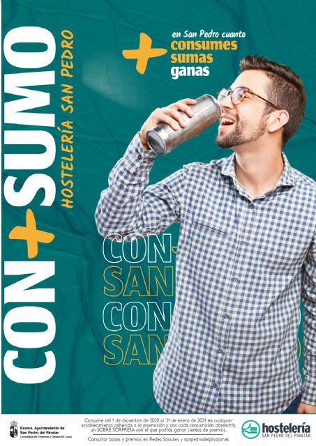 En San Pedro, + consumes, + sumas, + ganas - 2, Foto 2