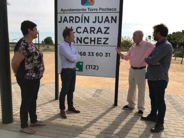 Torre Pacheco decreta un día de luto por la muerte del ex alcalde D. Juan Alcaraz Sánchez - 1, Foto 1