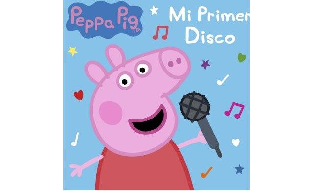Peppa Pig lanza en Español su disco más esperado - 1, Foto 1