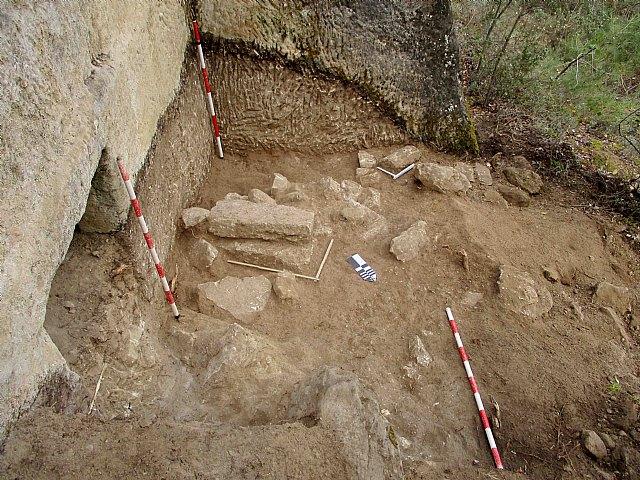 El Ayuntamiento de Pareja culmina la excavación arqueológica del eremitorio medieval - 1, Foto 1