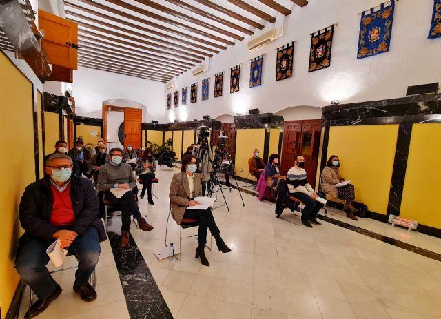 El Pleno del Ayuntamiento de Caravaca pide al Gobierno de España que no suprima de los Presupuestos del Estado los incentivos fiscales para el Camino de  la Cruz y su declaración de interés público - 2, Foto 2