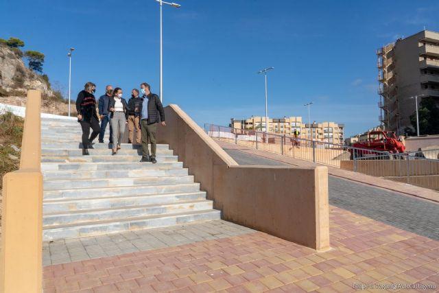 El Ayuntamiento de Cartagena invierte cerca de un millón de euros en obras de mejora de abastecimiento, saneamiento y asfalto - 1, Foto 1
