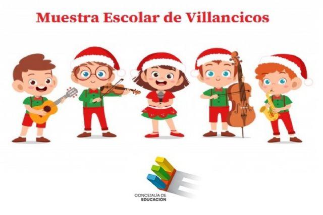 Educación celebrará online su tradicional Muestra Escolar de Villancicos - 1, Foto 1