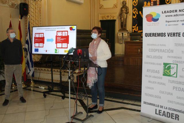 Abierta última convocatoria del Leader con 600.000 euros disponibles - 1, Foto 1