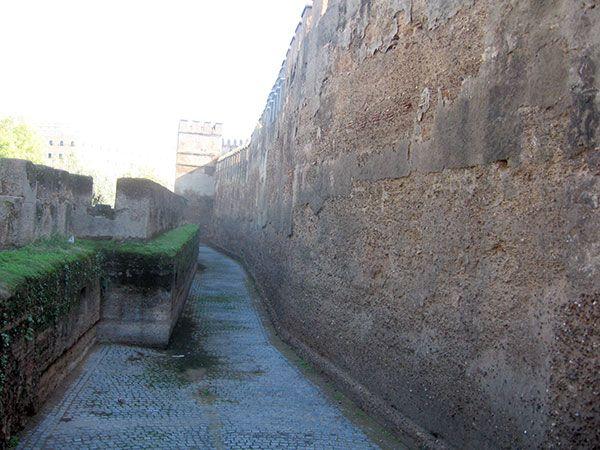 La muralla de la Macarena se restaurará al final del 2020 y acogerá un centro de interpretación - 3, Foto 3