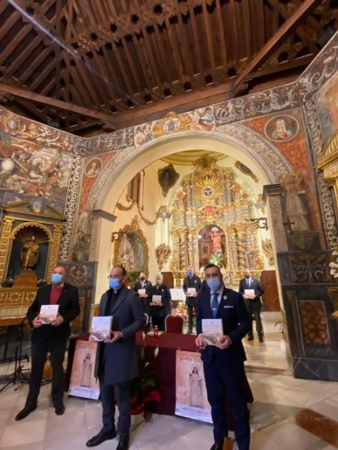 Se presenta la nueva edici�n de Cuadernos de La Santa 2020, que cuenta un año m�s con numerosas fotos de Totana.com, Foto 2