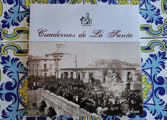 Se presenta la nueva edición de Cuadernos de La Santa 2020, que cuenta un año más con el patrocinio de Ciudad de Totana Noticias