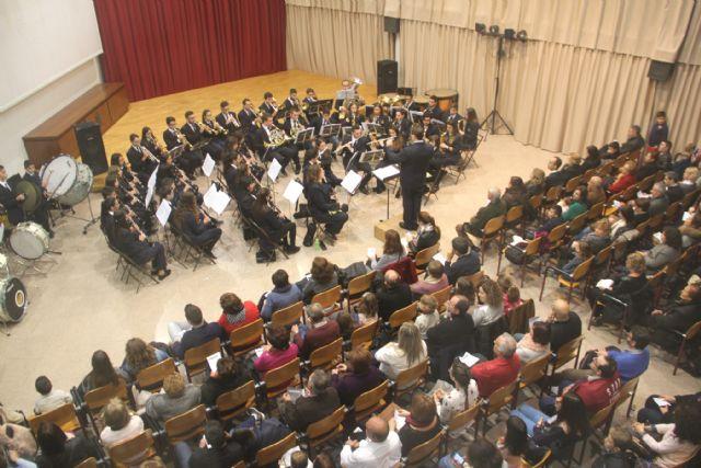 Multitudinario concierto de Navidad a cargo de la Banda Municipal de Música - 1, Foto 1