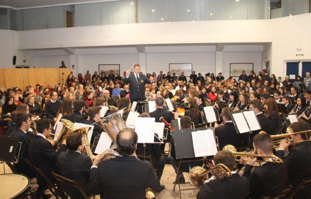 Multitudinario concierto de Navidad a cargo de la Banda Municipal de Música - 2, Foto 2