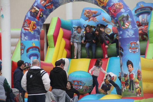 Los niños de Puerto Lumbreras se divierten con Navilandia - 1, Foto 1