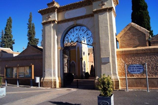 """Se adjudica el contrato para la construcción de 28 nuevos nichos en el Cementerio Municipal """"Nuestra Señora del Carmen"""" - 1, Foto 1"""