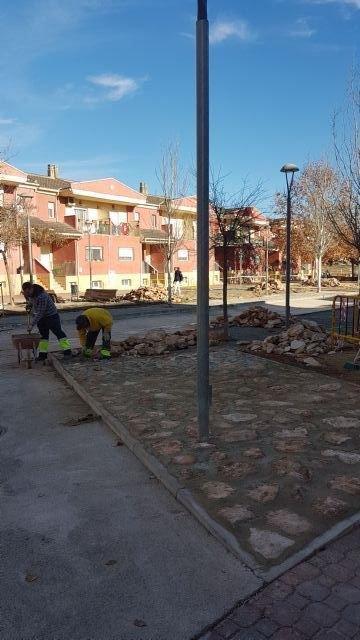 Obras de acondicionamiento en las calles Religiosas Amor de Dios y Don Francisco Pascual - 1, Foto 1