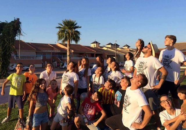 Juventud divino tesoro: la Peña festera 20 de copas de Las Torres de Cotillas - 1, Foto 1