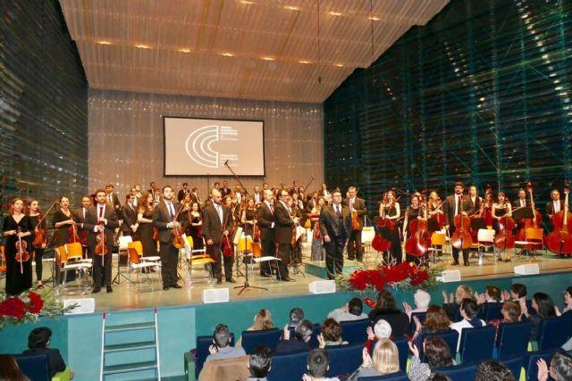 Dos generaciones se unen por la música clásica en el Concierto de Navidad - 1, Foto 1