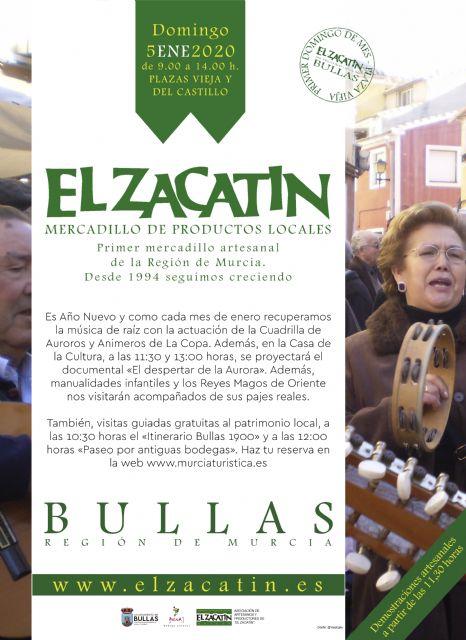 El Zacatín dedica su actividad central a la música de raíz - 1, Foto 1
