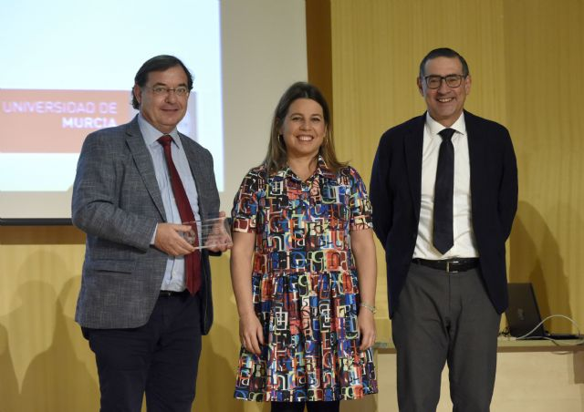 El Pozo Alimentación, premiada por la Universidad de Murcia, Foto 1