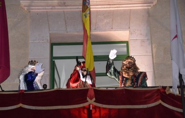 """SSMM the Magi will receive the letters of the children of Totana this Saturday in the municipal auditorium """"Marcos Ortiz"""", Foto 2"""