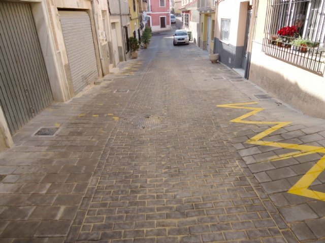 San Ramón Street is finally opened