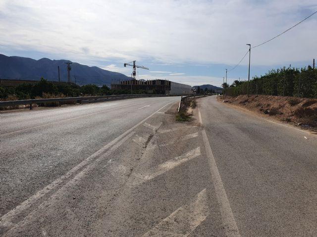 Fomento mejorará el drenaje de la carretera regional que conecta los municipios de Santomera y Abanilla - 1, Foto 1