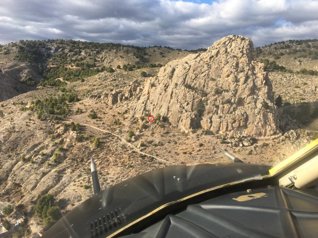 Fallece un escalador tras caer desde una altura de 30 m en el Peñón de Ricote - 2, Foto 2