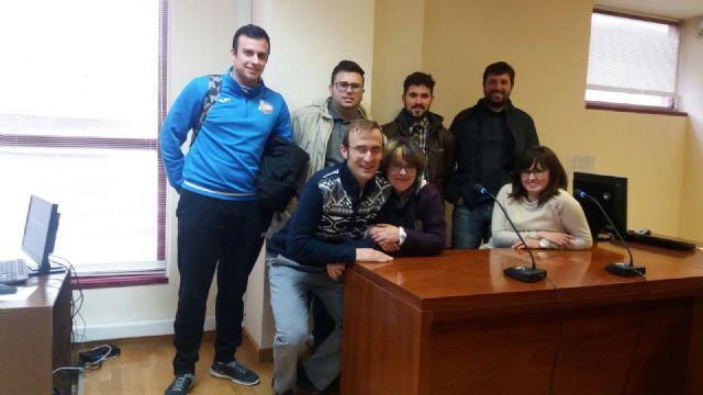 Alumnos del IES Prado Mayor asistieron a varias vistas judiciales en los juzgados de Totana, Foto 2