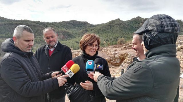 "Rosa Peñalver: ""La Bastida has a potential wealth that needs an initial investment"" - 3"