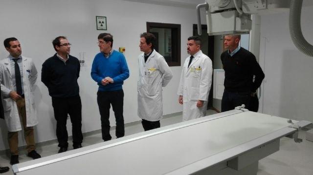 Salud invierte 3,3 millones en la mejora y ampliación del hospital de Cieza - 1, Foto 1