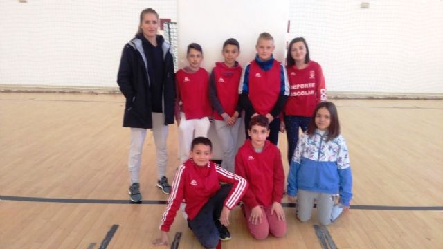 The Local Phase of School Sports Basketball has the participation of 417 schoolchildren - 2