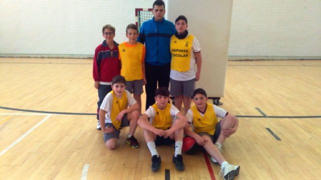 The Local Phase of School Sports Basketball has the participation of 417 schoolchildren - 3