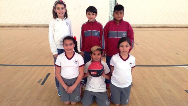 The Local Phase of School Sports Basketball has the participation of 417 schoolchildren - 5