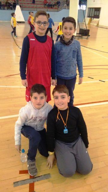La Fase Local de Baloncesto de Deporte Escolar cuenta con la participación de 417 escolares, Foto 6