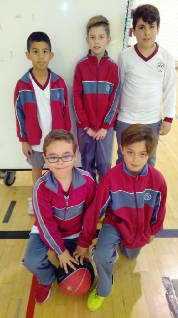 The Local Phase of School Sports Basketball has the participation of 417 schoolchildren - 7