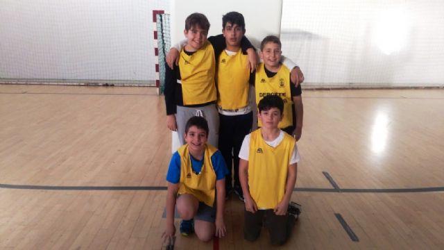 La Fase Local de Baloncesto de Deporte Escolar cuenta con la participación de 417 escolares, Foto 8
